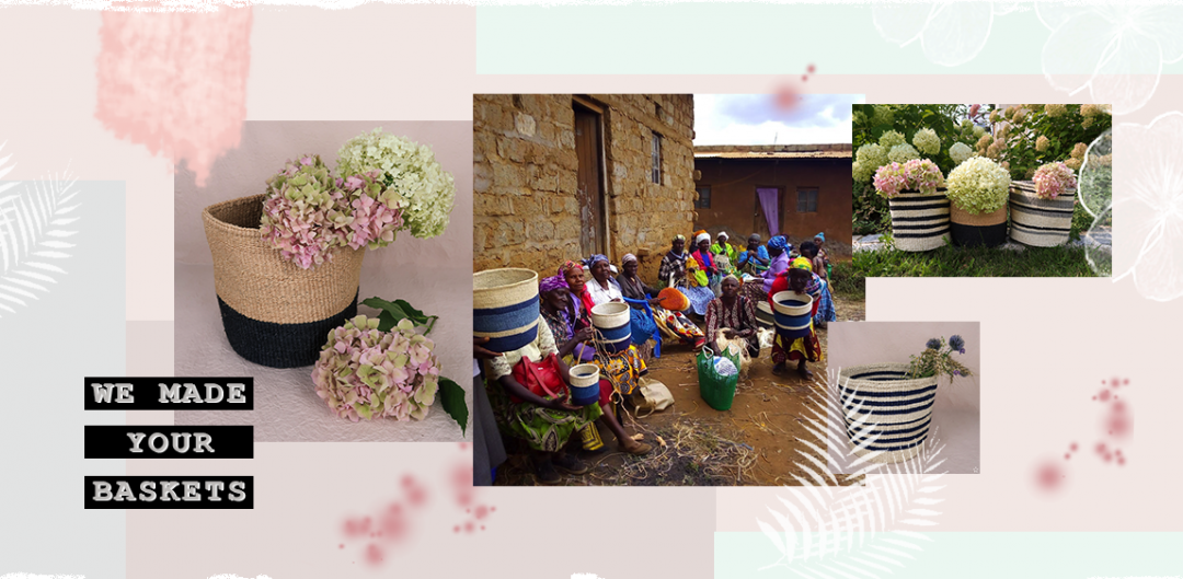 Meet the Women Behind Our Sisal Baskets from Kenya