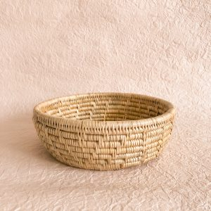 Simple Tips for a Chic and Functional Home Office Handmade Woven Rattan Basket Star Pattern Cambodia