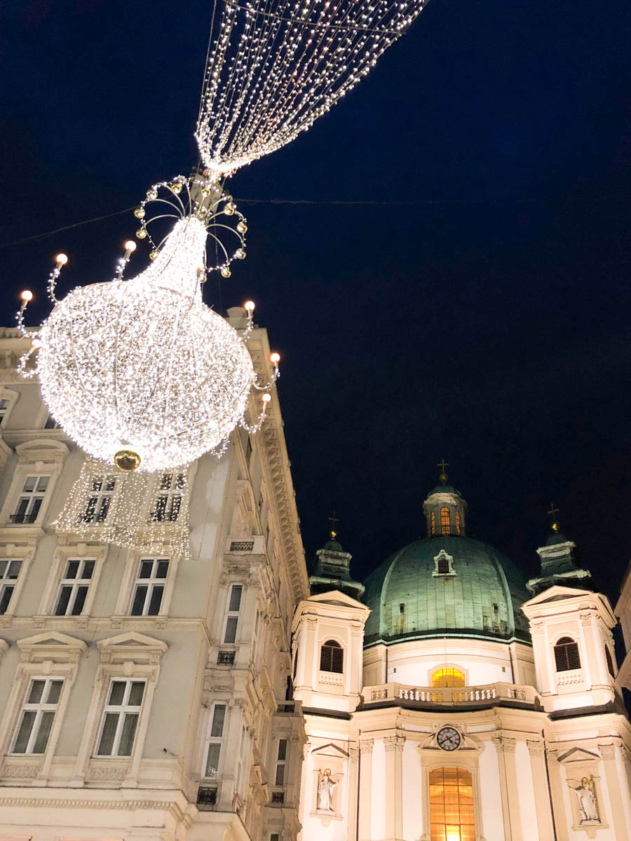 Pelagona Holiday Gift Shop Christmas Decor Vienna Christmas Lights